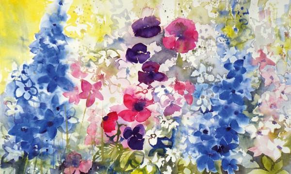 Hospizkalender für 2011 - Galerie