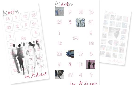 Adventskalender & Hospizkalender 2014