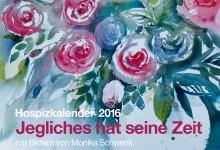 Kalender 2016 - Ankündigung